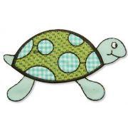Aplique termocolante Tartaruga C088 -10 cm