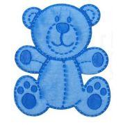 Aplique termocolante Urso C097 -10 cm