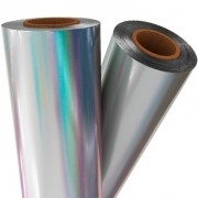 Foil Holografico - Americano - 30 cm largura