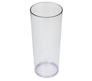 Long Drink p/ Transfer 350ml - Transparente