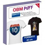 OBM Puff - Termocolante Sublimático 3D - 42 cm