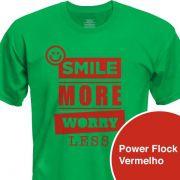 Power PU Flock - Flocado - Vermelho - 60 cm