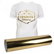 Power PU Metalico Ouro - 25 cm