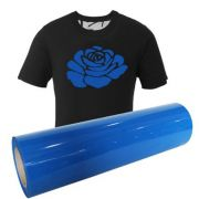 Power PU - Termocolante Recortável - Azul Royal - 60 cm