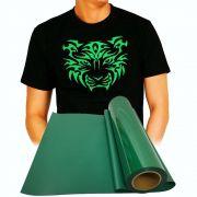 Power PU - Termocolante Recortável - Verde Bandeira - 31 cm