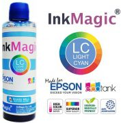 Tinta InkMagic Light Cyan - 100 ml