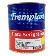 TINTA SERIGRAFIA POLIETILENO AMARELO OURO - 900 ml