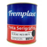 TINTA SERIGRAFIA POLIETILENO PRETO - 900 ml