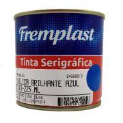TINTA VINILICA BRILHANTE AZUL MÉDIO - 225 ml