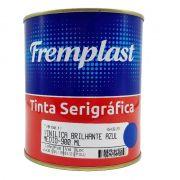 TINTA VINILICA BRILHANTE AZUL MEDIO - 900 ml