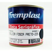 TINTA VINILICA FOSCO PRETO - 225 ml