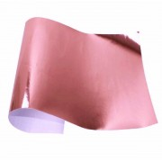 Vinil Adesivo Rose Gold Silhouette - 30 CM