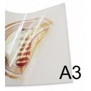 Vinil Adesivo Transparente P/ Sublimação ou Laser - A3