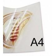 Vinil Adesivo Transparente P/ Sublimação ou Laser - A4