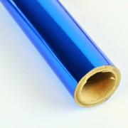 Vinil Azul Royal Metalico p/ Envelopamento - 60 CM