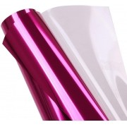 Vinil Envelopamento Pink Metalico - 60 CM