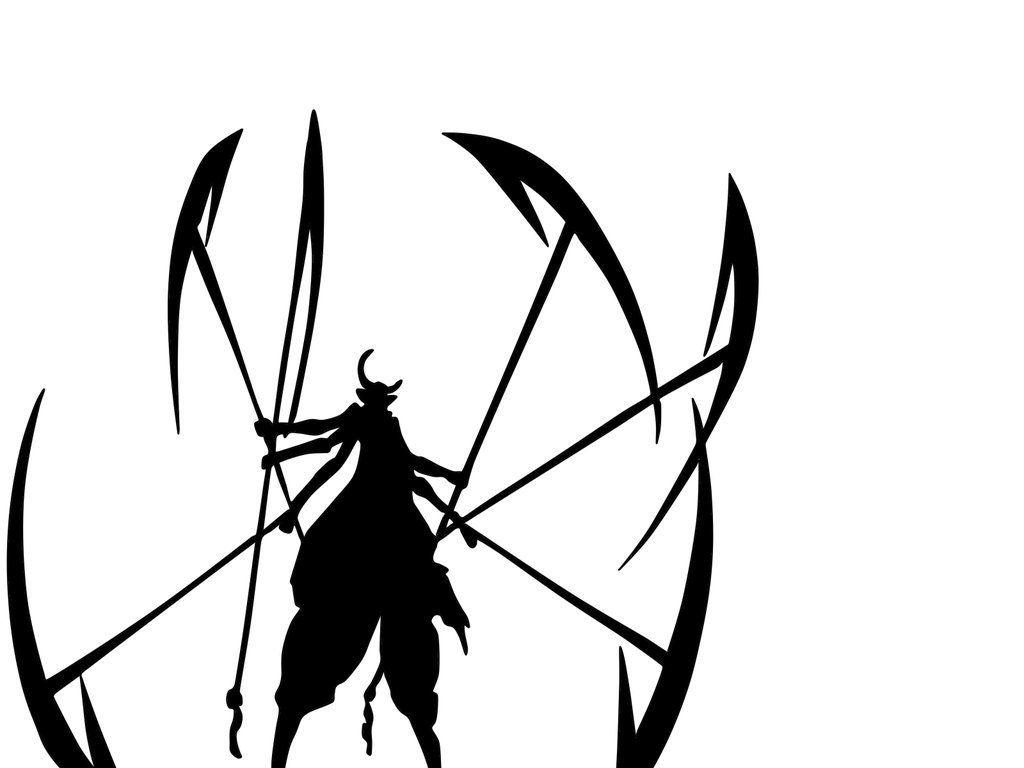A1111 Adesivo Anime Bleach