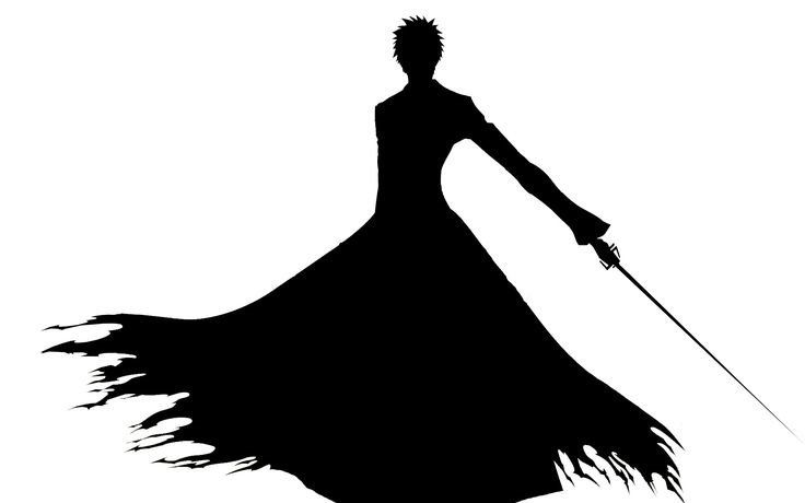 A1119 Adesivo Anime Bleach