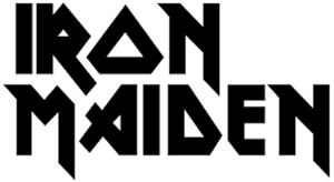 A530 Auto Adesivo Banda Iron Maiden