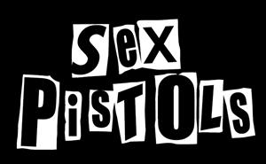 A543 Auto Adesivo Banda Sex Pistols