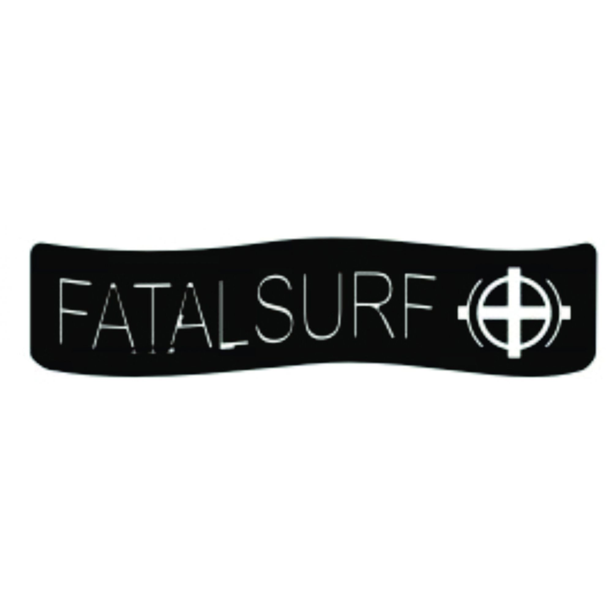 A680 Auto Adesivo Marca Fatal Surf