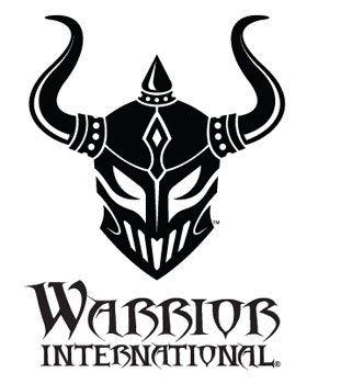 A689 Auto Adesivo Marca Warriors International