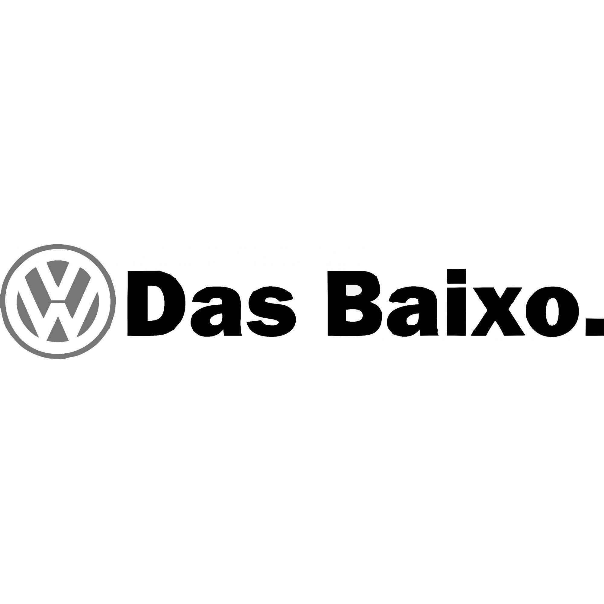 A7 Auto Adesivo Automotivo Das Baixo VW