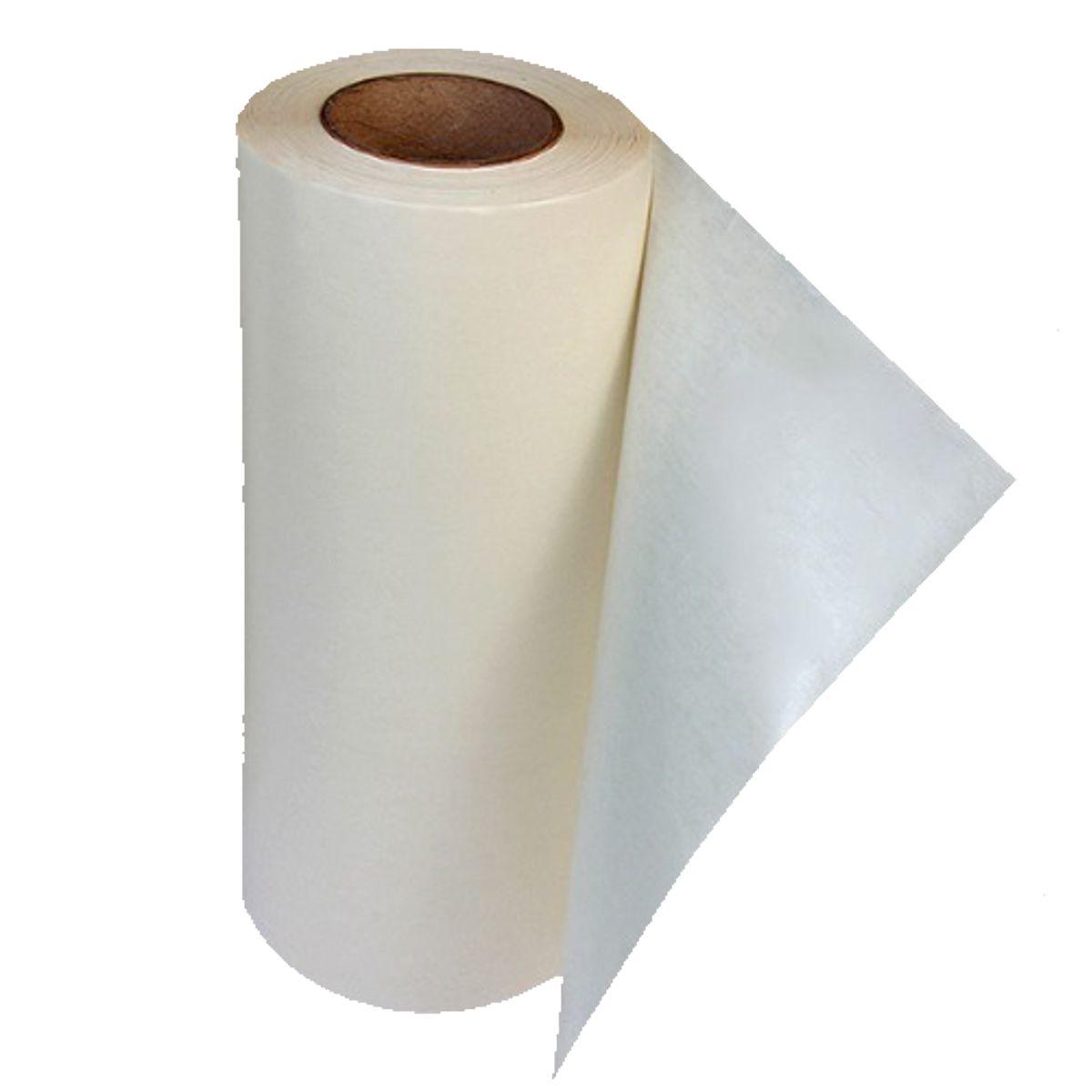 Adesivo Dupla Face Duplo Liner Encadernação 100mt X 33 Cm