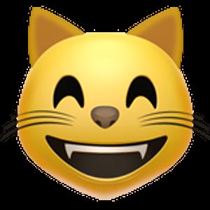 Aplique termocolante Emoji C134 -10 cm