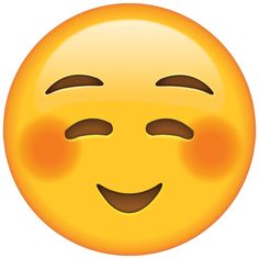 Aplique termocolante Emoji C137 -10 cm
