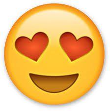 Aplique termocolante Emoji C142 -10 cm