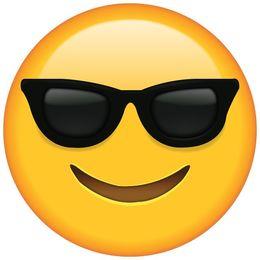 Aplique termocolante Emoji C147 -10 cm
