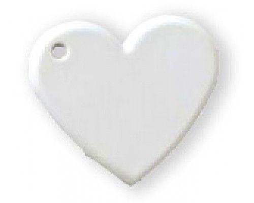 Chaveiro Coração Sublimação ou Laser