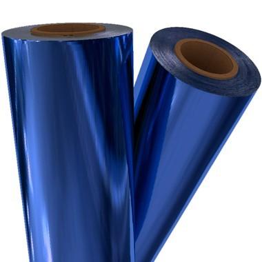 Foil Azul - Americano - 30 cm largura