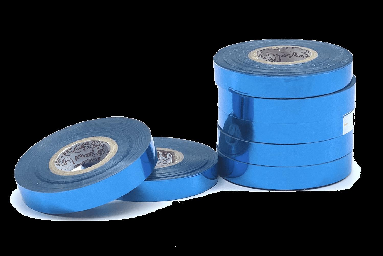 Foil Borda Copo Azul 10 mm x 100 mt