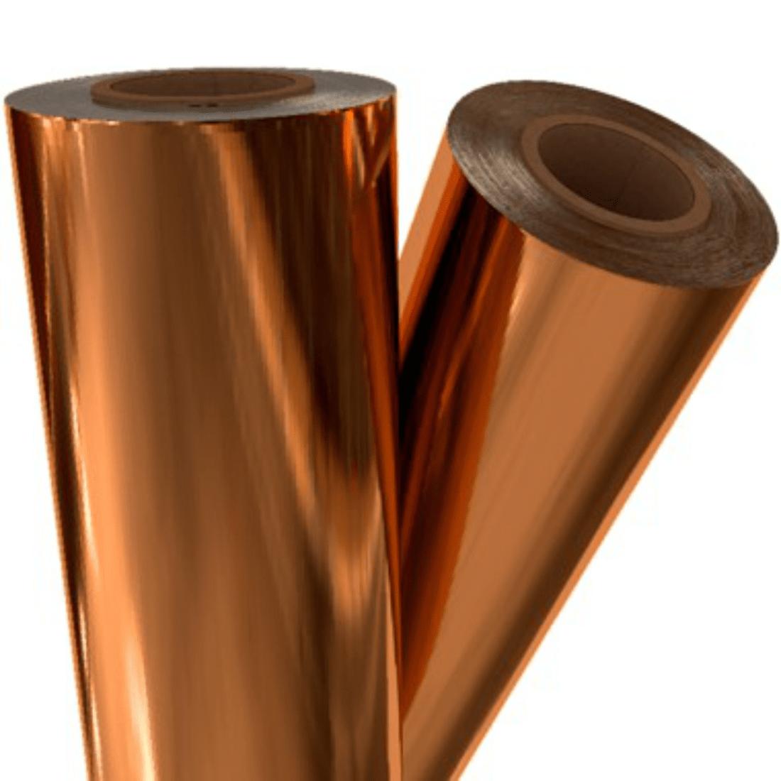 Foil Cobre - Americano - 30 cm largura
