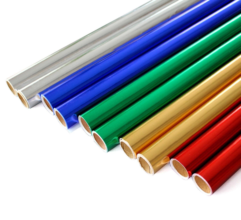 Foil Hot Stamping e Quill - Escolha a Cor - 30 cm largura
