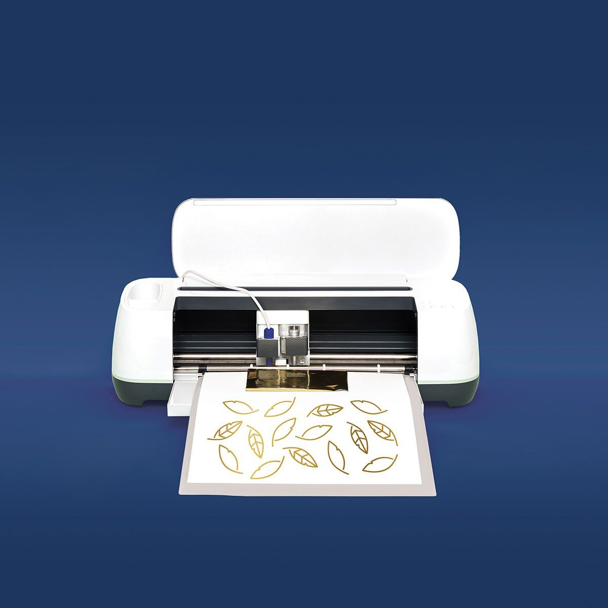 Foil Quill Hot Stamping - Prata - 30 cm