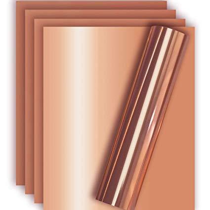 Foil Rose Gold - Americano - 30 cm largura