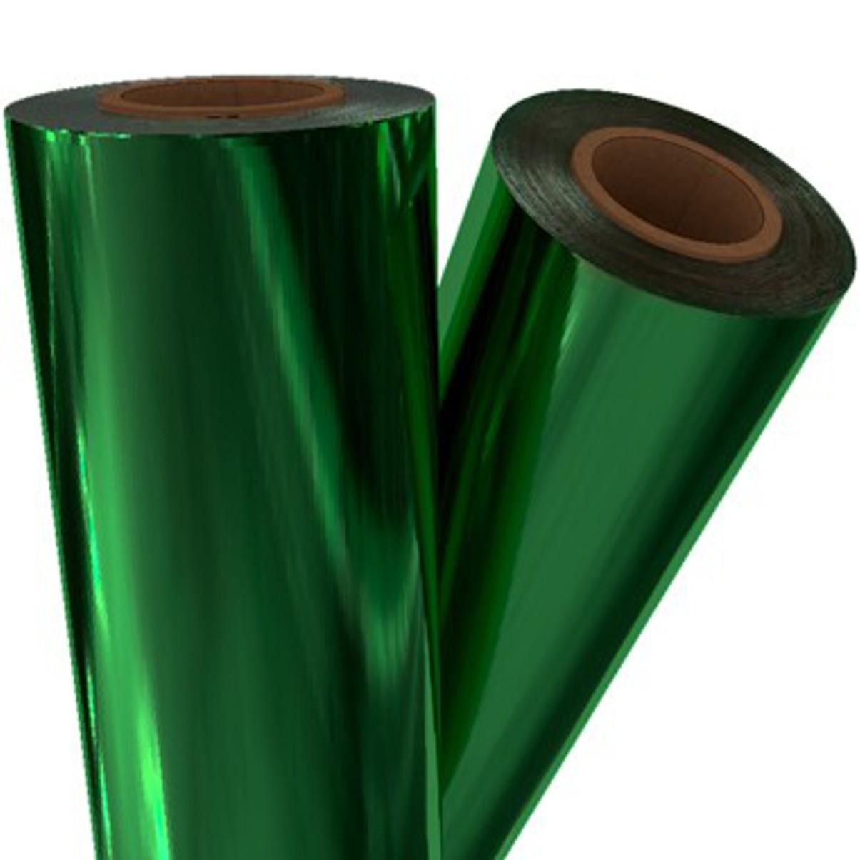 Foil Verde - Americano - 30 cm largura