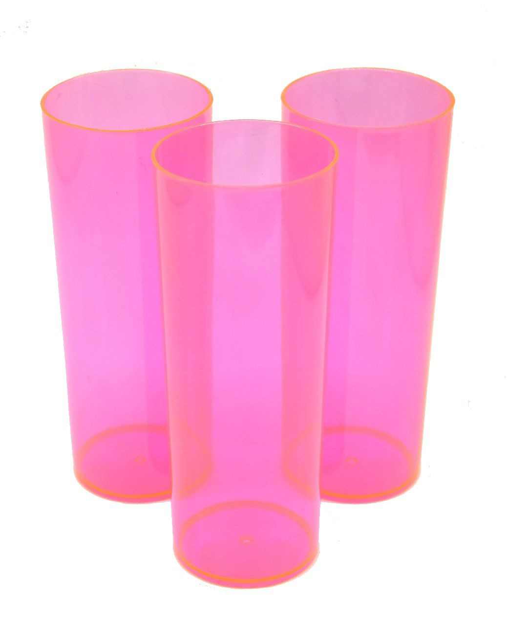 Long Drink p/ Transfer 350ml - Rosa Neon