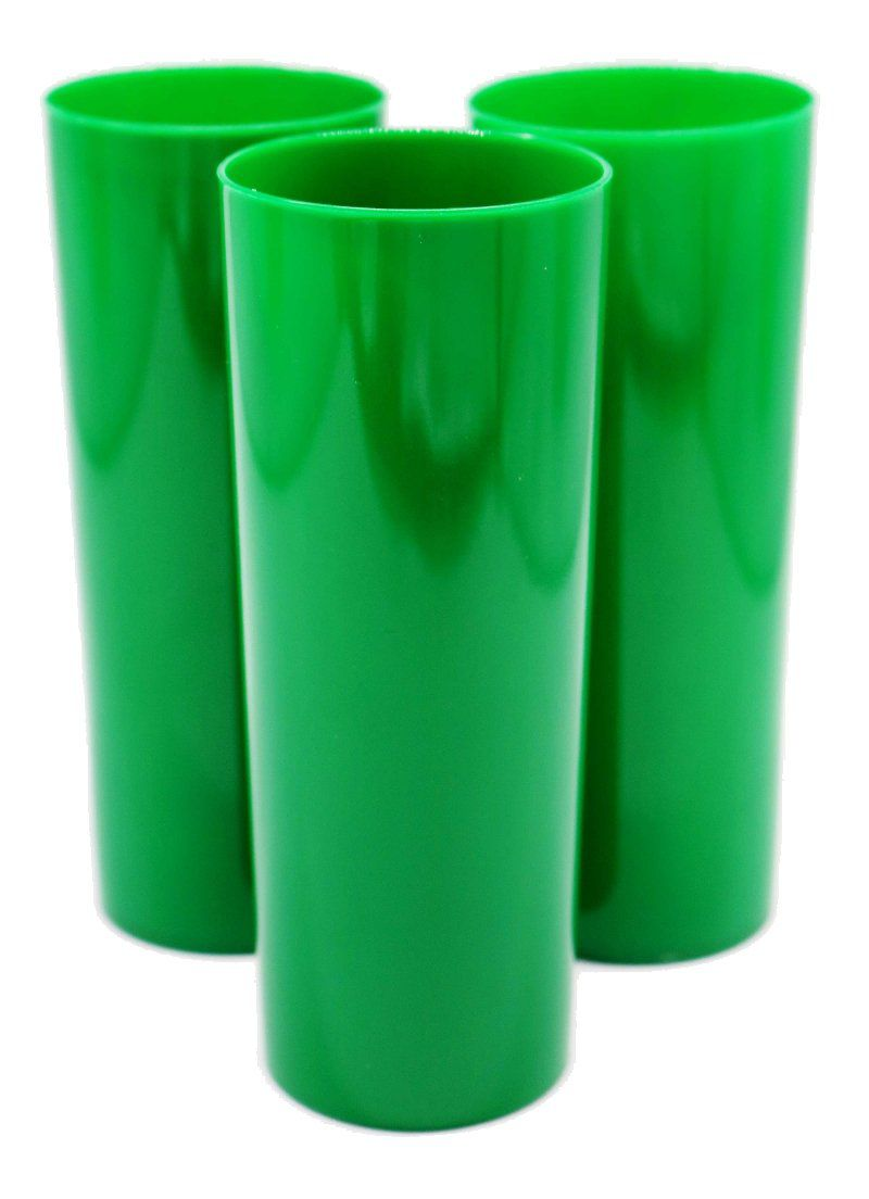 Long Drink p/ Transfer 350ml - Verde