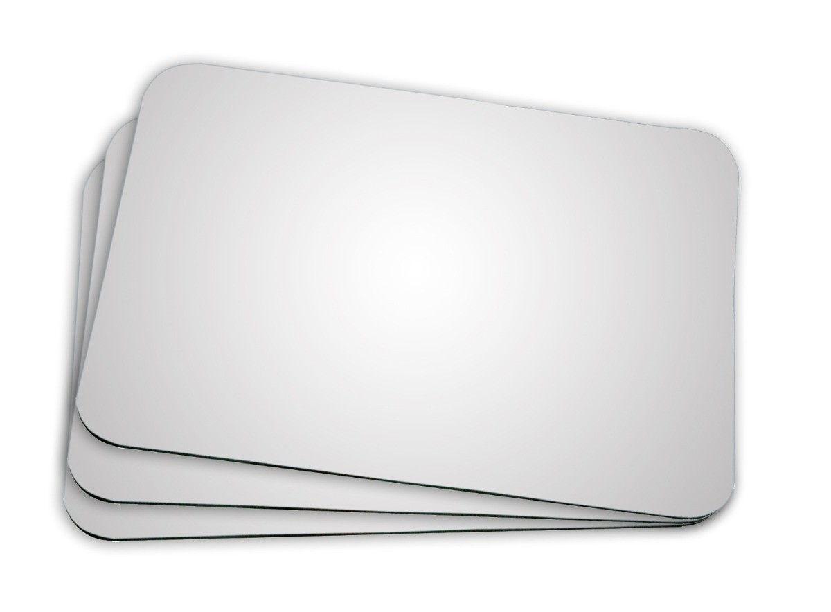 Mouse Pad Sublimação 21,5 x 18 cm Borracha
