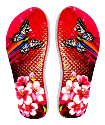 Pelicula Premium - Pelicula de Brilho para chinelos e tecidos - 93 cm