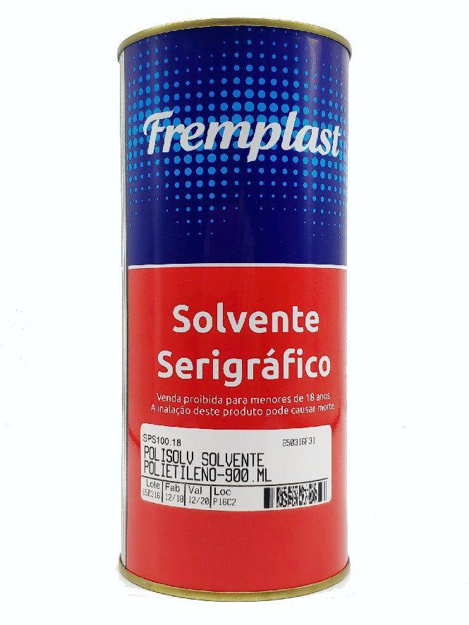 POLISOLV SOLVENTE POLIPLAST POLIETILENO - 900 ml