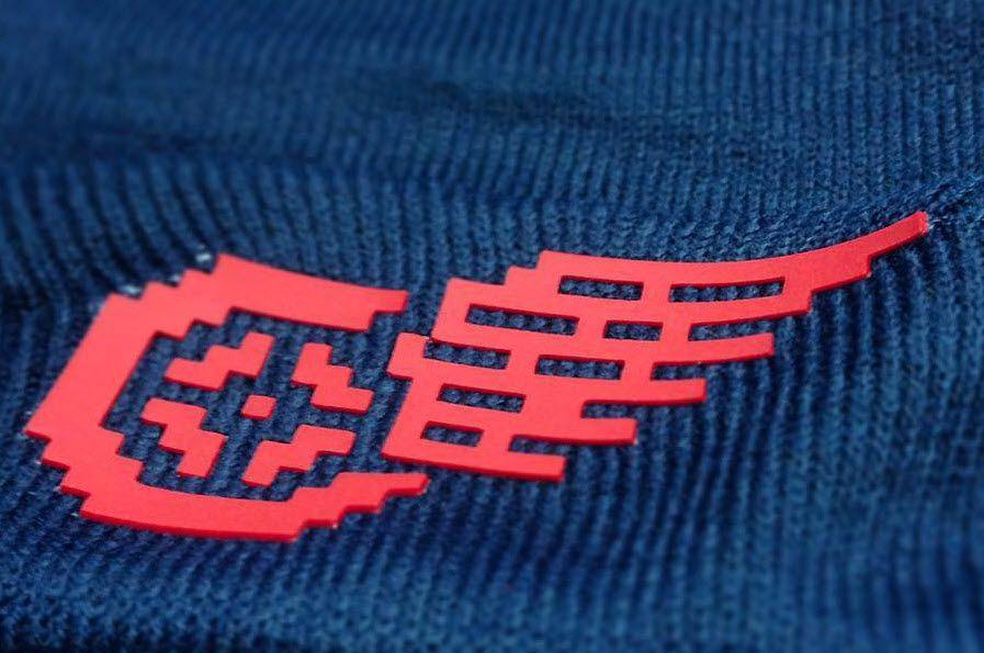 Power Brick 600 Termocolante 3D - Vermelho - 60 cm