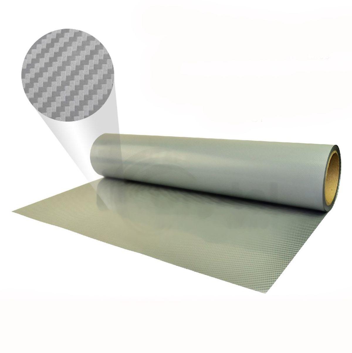 Power PU Fibra de Carbono Prata - 30 cm
