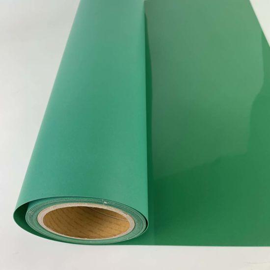 Power PU Flock - Flocado - Verde B - 60 cm