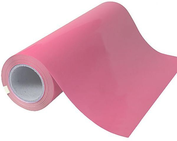 Power PU - Termocolante Recortável - Rosa - 30 cm