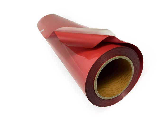 Power PU - Termocolante Recortável - Vermelho - 60 cm